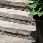 stone patio steps leesburg virginia