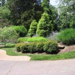 garden and trees landscaping northern virginia