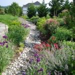 garden stone walkway landscaping in northern virginia