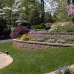 terraced landscaping northern virginia