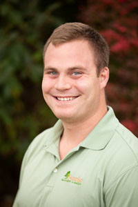Hank Mauk Account Manager Sunrise Landscape and Design Northern Virginia