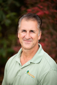 Joe Markell President and CEO of Sunrise Landscape and Design Northern Virginia