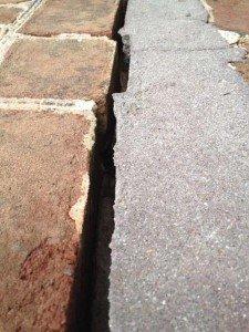 Walkway repair in Fairfax County and Loudoun County VA