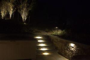 Landscape lighting Reston, Leesburg, Virginia